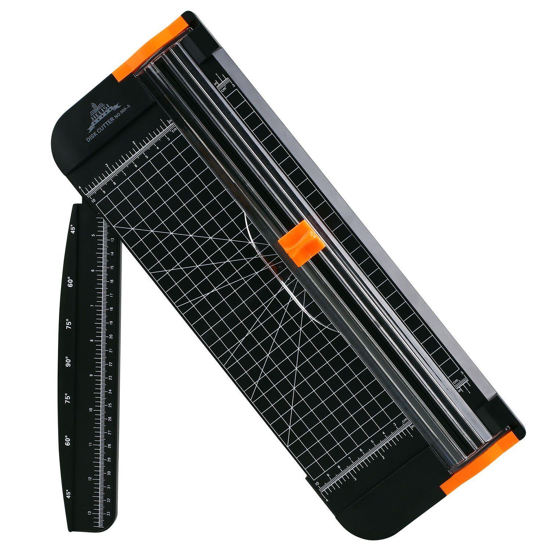 Tipt Iper Paper Cutter Trimmer A4Portable Quick Eideger? (and Replacement Blades: Amazon.de: Bürobedarf & Schreibwaren