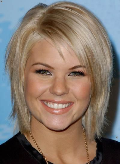 Short Hairstyles For Round Faces Double Chin Women Hairstyles My Blog Solomonhaircuts Pw Thin Hair Haircuts Short Thin Hair Short Hair Styles For Round Faces