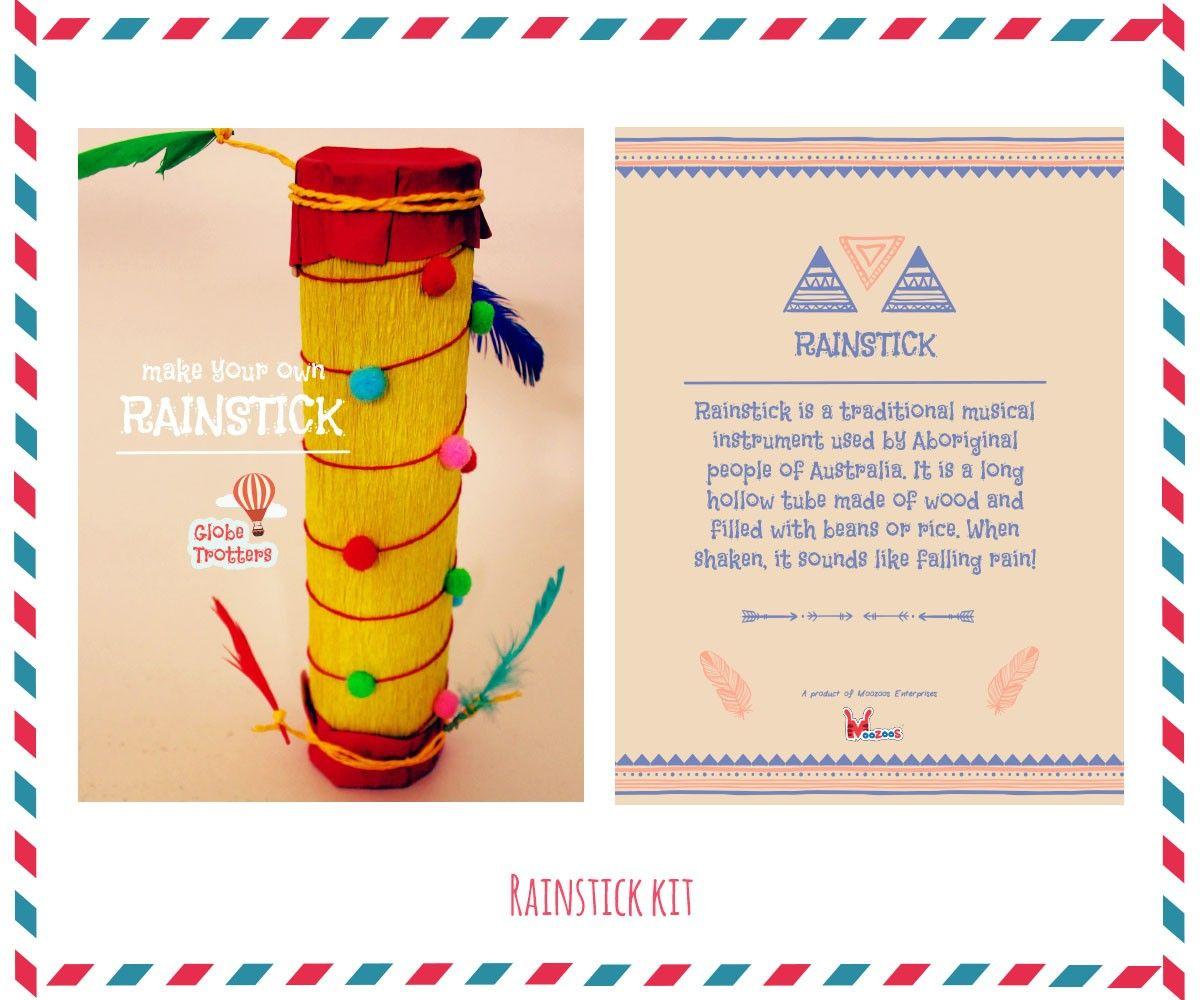 Rainstic Australia Rainstick Craft Diy Rainstick Australia