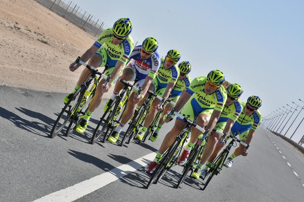 Tinkoff on Qatar today, Road cycling, Pro cycling