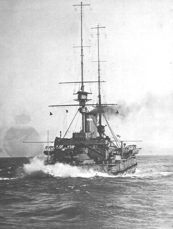 HMS Commonwealth (1903), Upon the outbreak of World War I, the 3rd Battle…