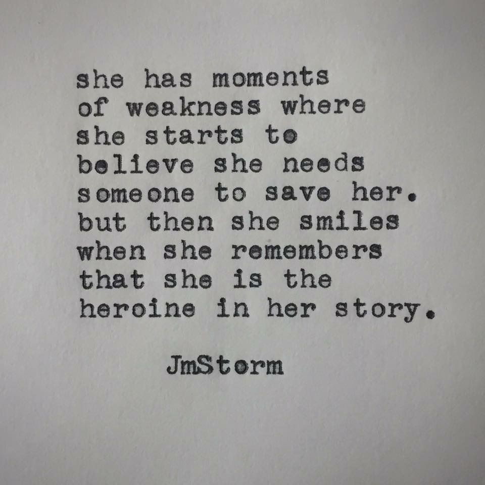 Be The Heroine In Your Own Story Wit Warrior In Training