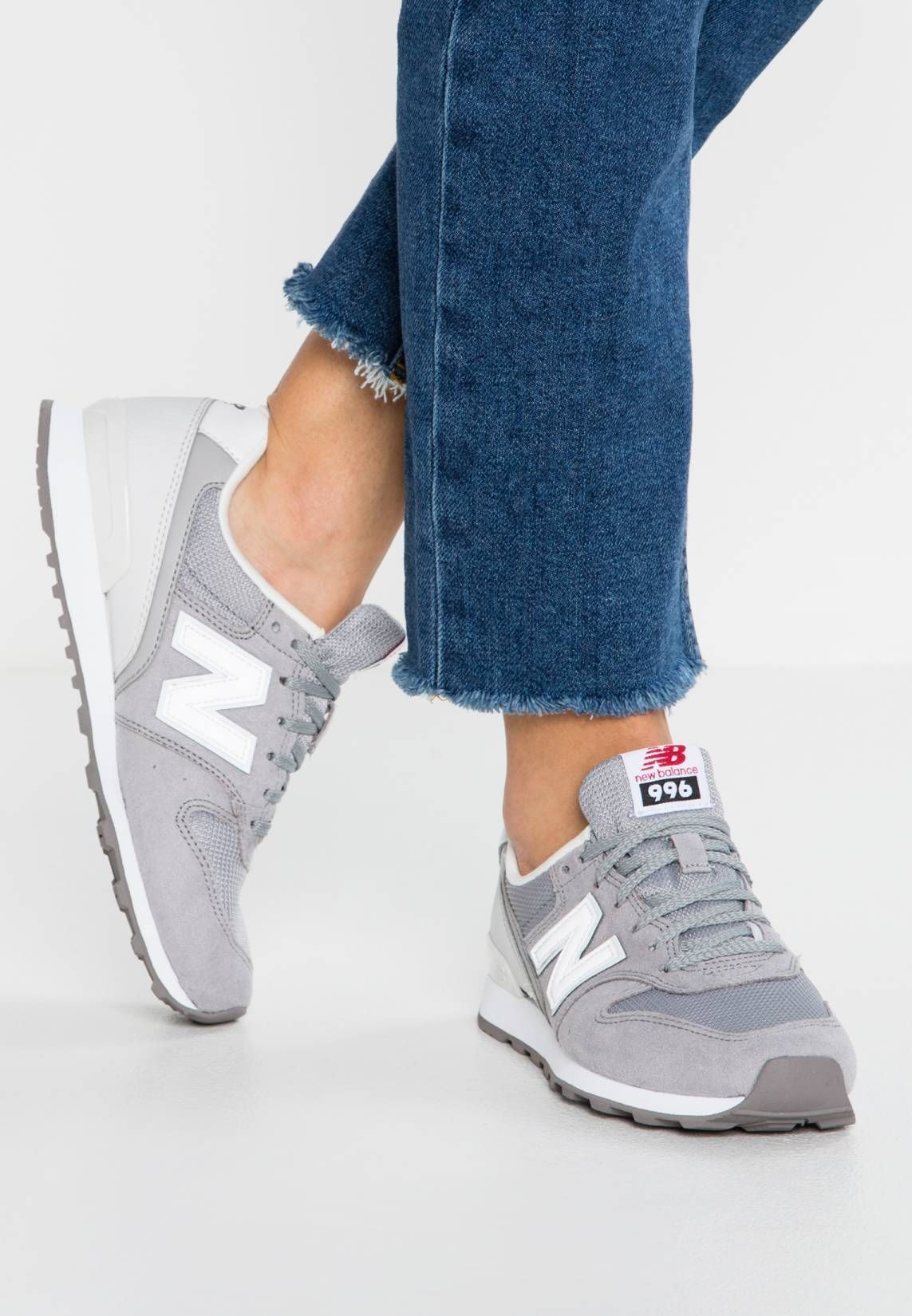 WR996 - Sneaker low - grey . Fütterungsdicke:kalt gefüttert ...