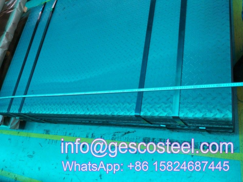 Astm A36 Carbon Steel Checkered Plate A36 Checkered Plate Q235 Steel Plate Equivalent Steel Standard Astm A36 A36 Steel Pla Carbon Steel Checkered