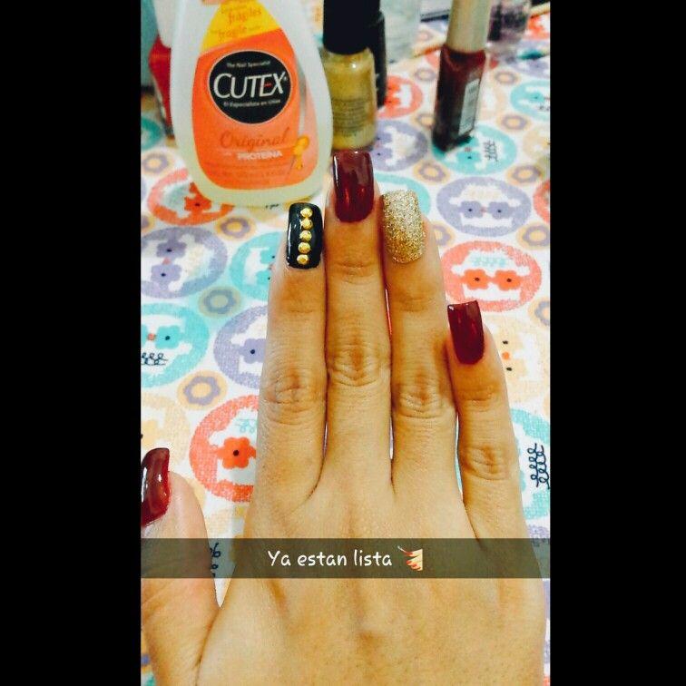 #nails #fabulous 💅😍❤💖