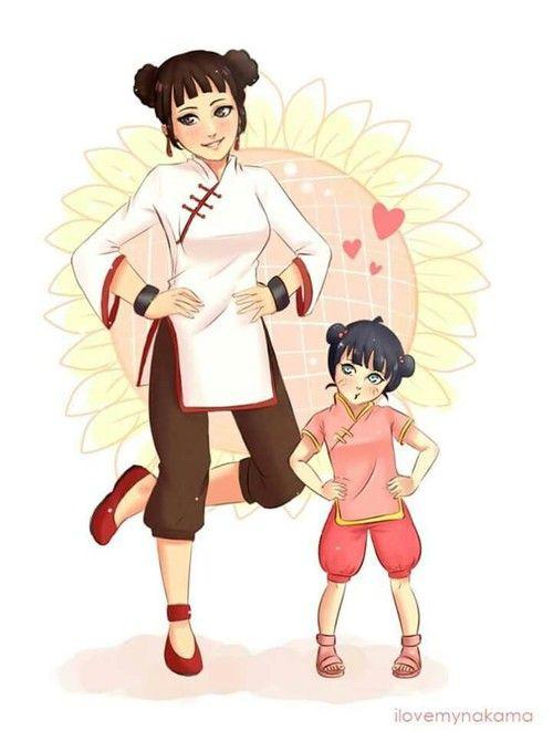 Ten Ten & Himawari