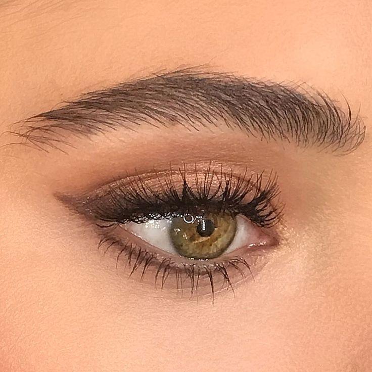 VISEART Golden Hour ✨ #Makeup #Lidschatten #Wingedliner #Brauen - #Brauen #glittereyemakeup