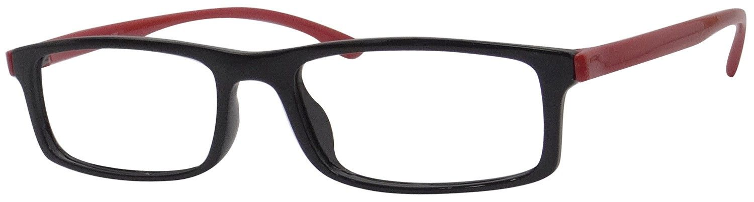 This frame is a unisex frame. Perfect to use for reading glasses and those who love to wear a rectangular shape with thin temple.