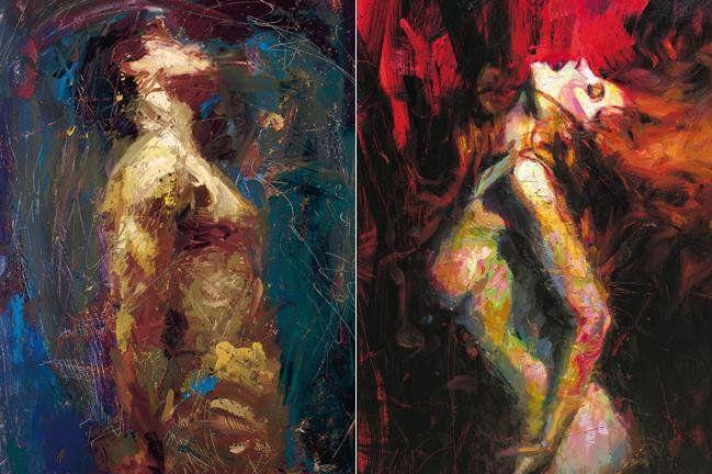 Por Amor al Arte: El expresionismo abstracto de Henry Asencio
