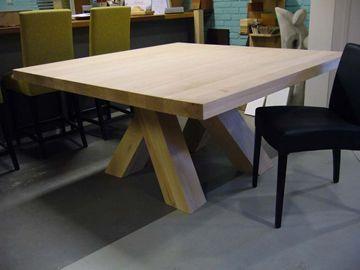 Vierkante Eettafel Teak.Vierkante Eettafel Vierkante Eettafels Vierkante Tafels