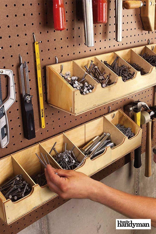 28 ideas para organizar un garaje que cambian la vida Pin Puede usar fácilmente mi perfil para ver diferentes tipos de gastos Aproximadamente 28 ideas para organiz...