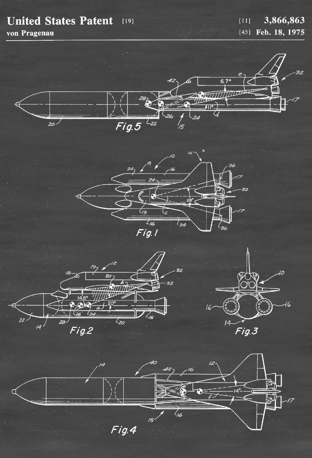 Space shuttle patent aviation art space art shuttle blueprint space shuttle patent aviation art space art shuttle blueprint pilot gift aircraft decor airplane poster by coloredlens on etsy malvernweather Images