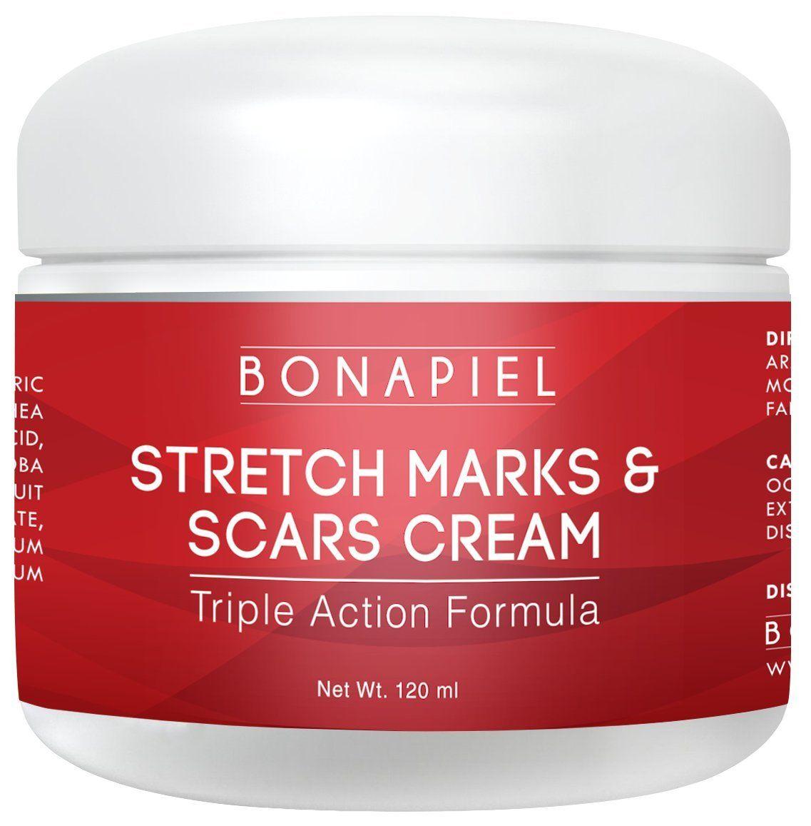 Katie  Stretch Marks and Scars Cream  Moisturizing Body Cream