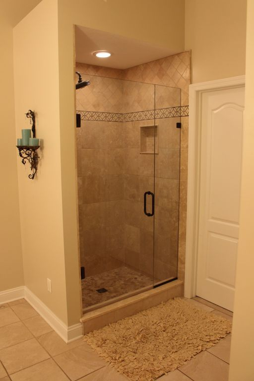 Contemporary 3 4 Bathroom With Frameless Shower Doors By Dulles