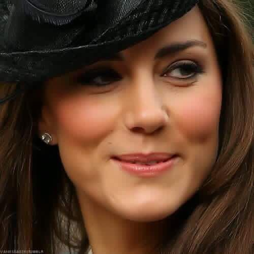 Beautiful Duchess of Cambridge