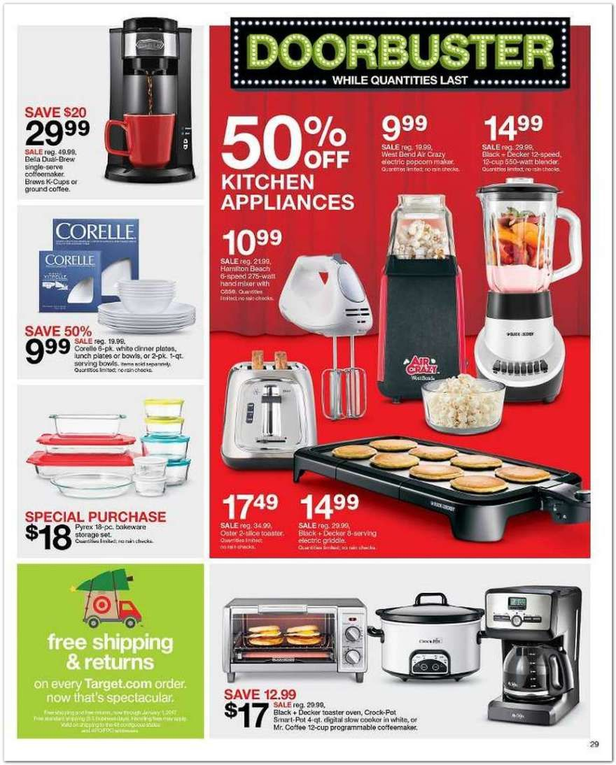 Target Black Friday - toaster oven | 2016 Black Friday | Pinterest ...