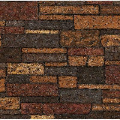Fabulous Raised 33 X 20 5 Stone 3d Embossed Wallpaper Brick Texture Textured Wallpaper Stone Wall Design