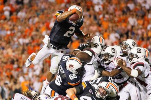 launch sequence | Cam newton auburn, Auburn football ...