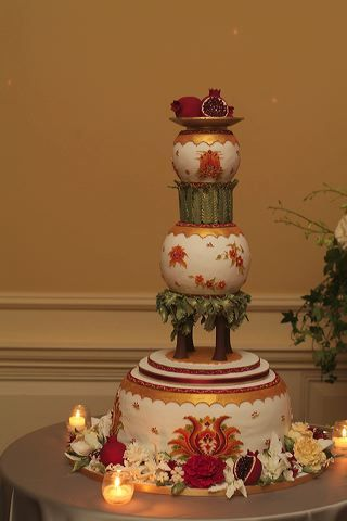 persian wedding cake recipe my wedding cake by bonnie gordon 18205