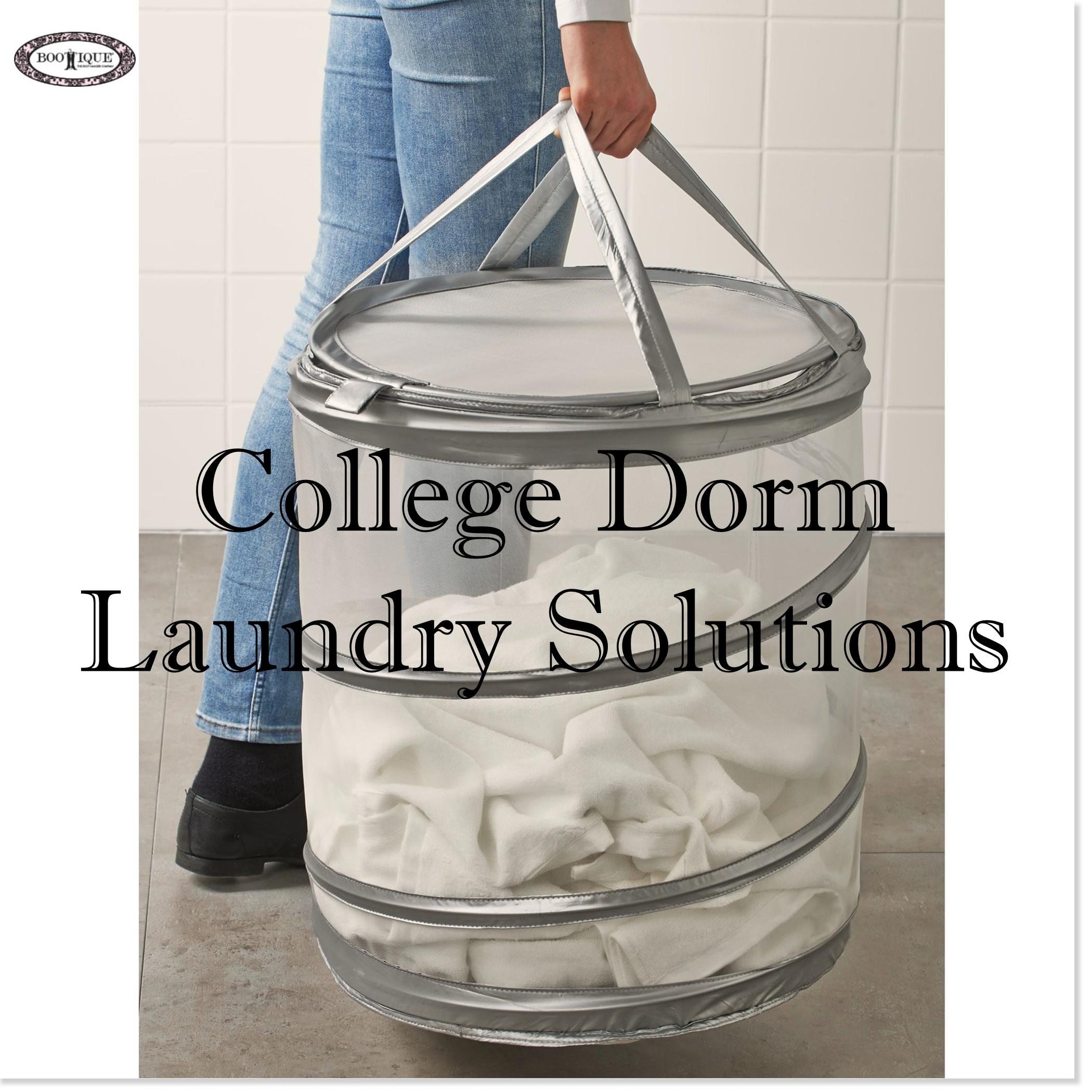 College Pop Up Laundry Basket Hamper Laundry Basket Simple
