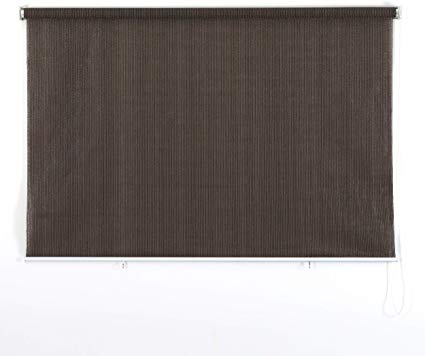 Amazon Com Phi Villa Outdoor Patio Sun Shade Roller Shade 8ft W By 6ft H Coffee Gateway Patio Sun Shades Roller Shades Outdoor Patio