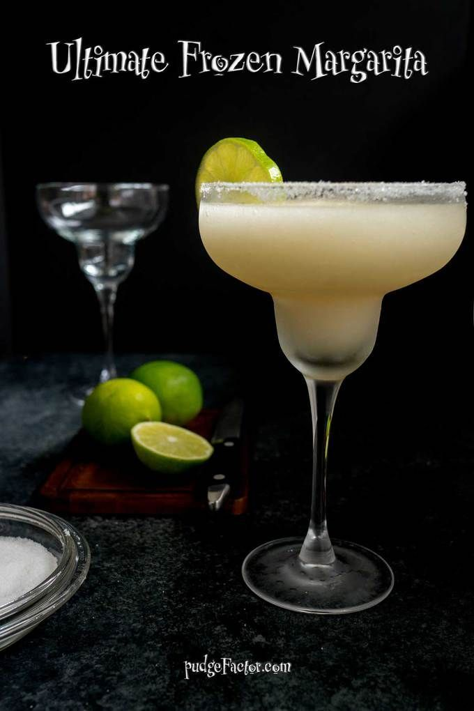 Ultimate Frozen Margarita #frozenmargaritarecipes No Cinco de Mayo celebration would be complete without a Margarita. Take your festivities to the next level with this Ultimate Frozen Margarita. It's made with fresh lime juice, and Grand Marnier rather than the standard Triple Sec. One sip and you'll be hooked! via @c2king #limemargarita Ultimate Frozen Margarita #frozenmargaritarecipes No Cinco de Mayo celebration would be complete without a Margarita. Take your festivities to the next level wi #limemargarita