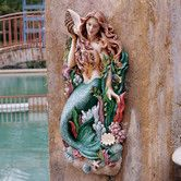 Found it at Wayfair - Melody's Cove Mermaid Wall Decor