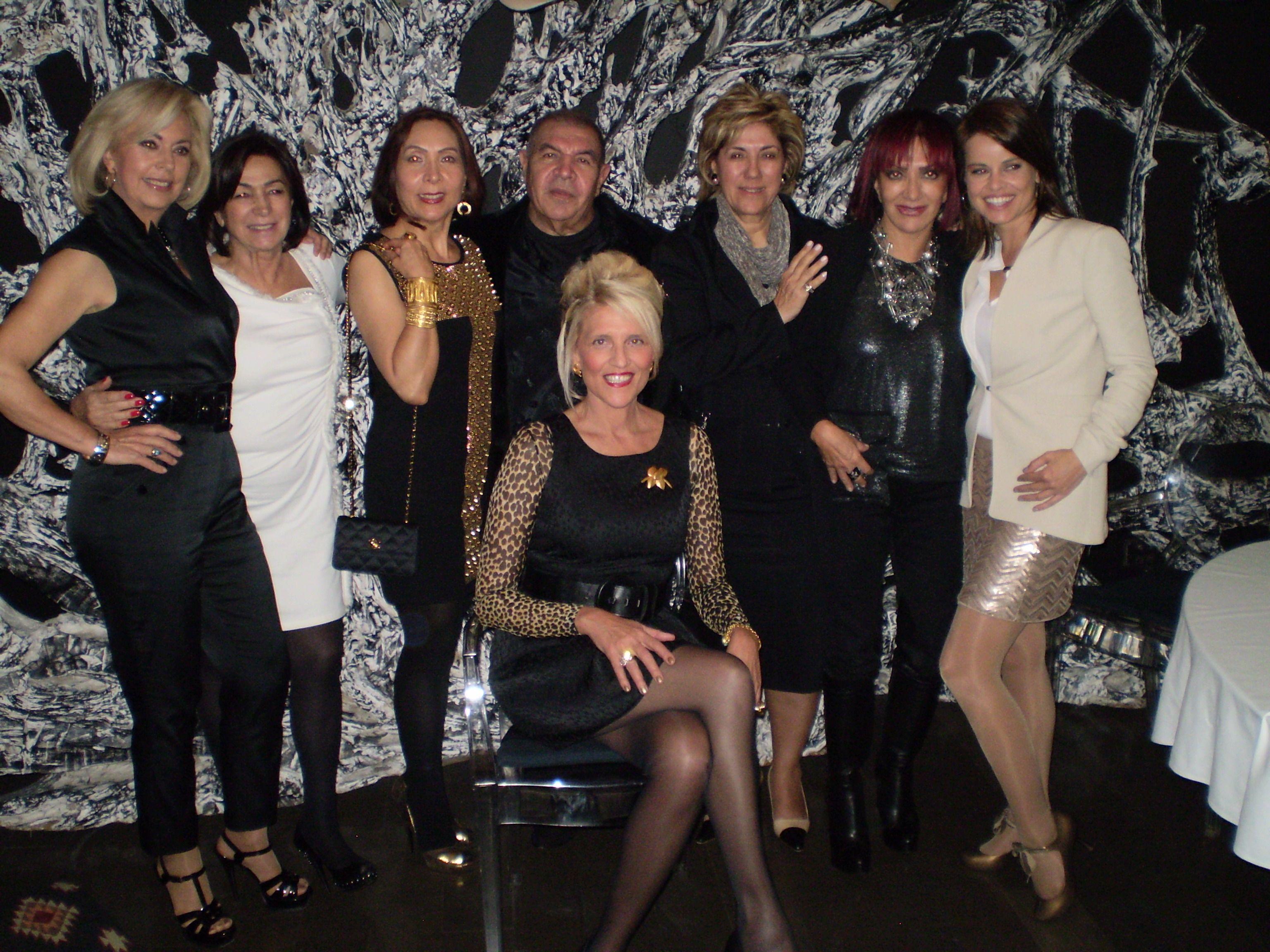 Jantar de aniversário de Isabel Nogueira 2012, Farol Hotel