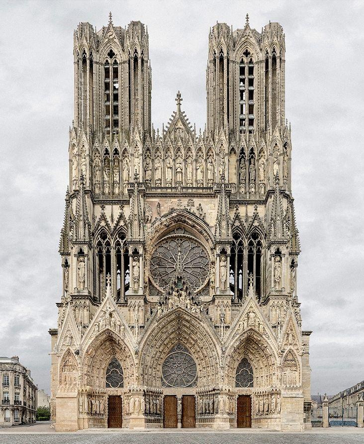 Forma Es Vacío Vacío Es Forma Markus Brunetti Fotografía Monumentos Arquitectura Gotica Arquitectura Arte Catedral Gotica