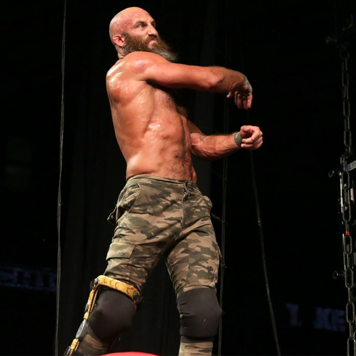 WWE NXT Tommaso Ciampa /'Blackheart/' Custom Shirt For Mattel Figures..