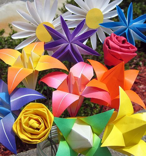 Origami flowers easy origami for kids if you are looking for a origami flowers easy origami for kids if you are looking for a great craft mightylinksfo