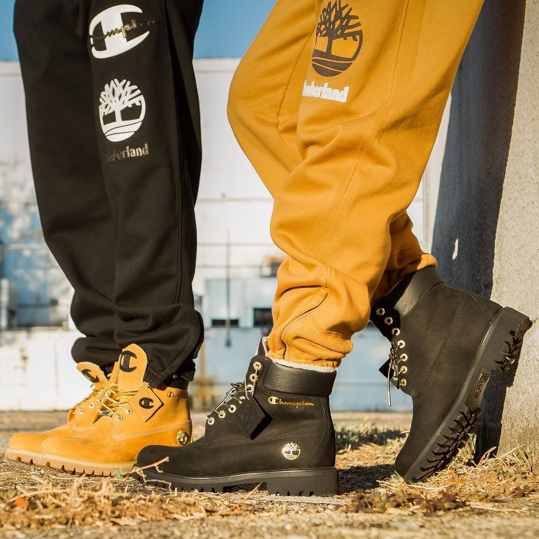 Champion x Timberland. | Shoe game in 2019 | Timberland
