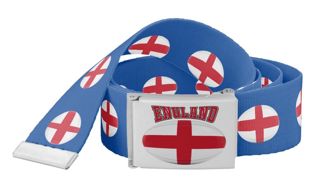 English Rugby Belt Zazzle Com English Rugby Rugby Belt