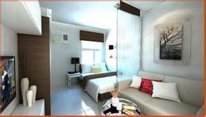 20sqm Studio Type Unit Condo Interior Design Small Condo Living Condo Interior