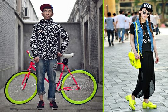 China S Street Style Evolves Street Styles Asia And Street