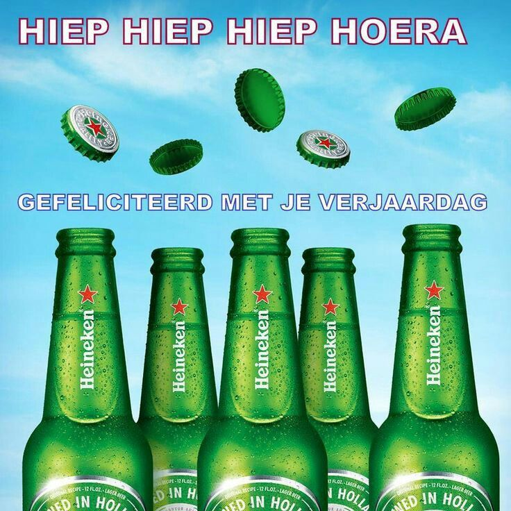 heineken gefeliciteerd Pin by Wilanie Villiers on Happy Birthday | Pinterest | Happy birthday heineken gefeliciteerd