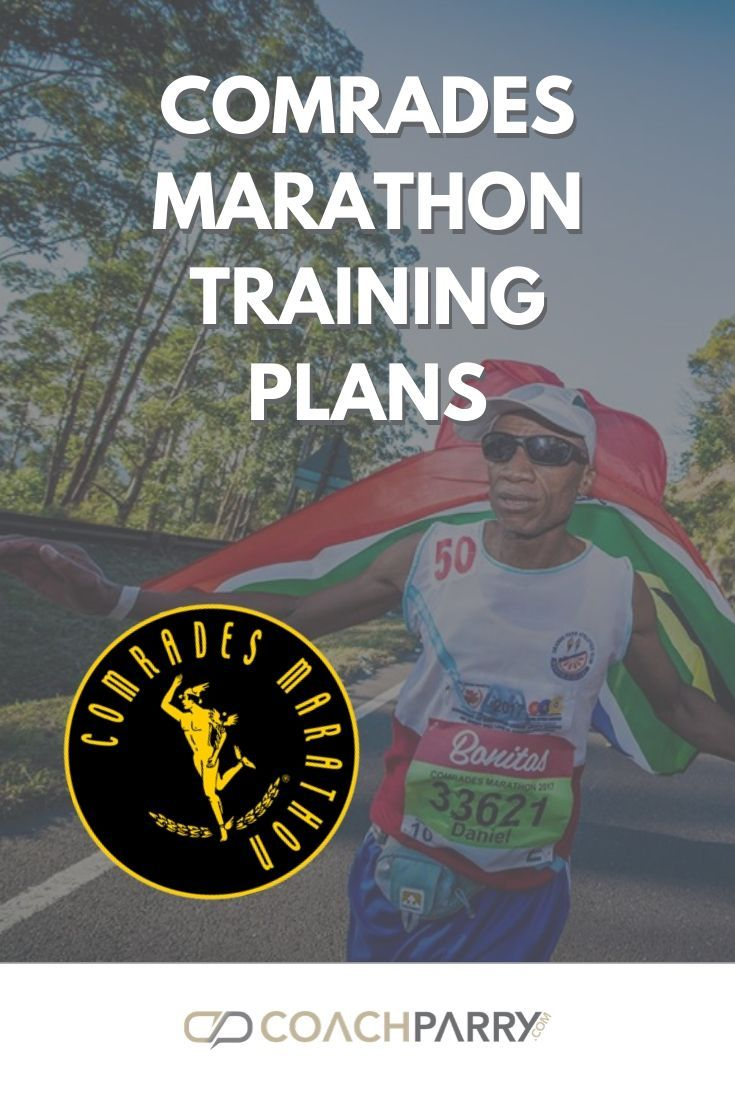 Ever wondered what it would take to train for the comrades
