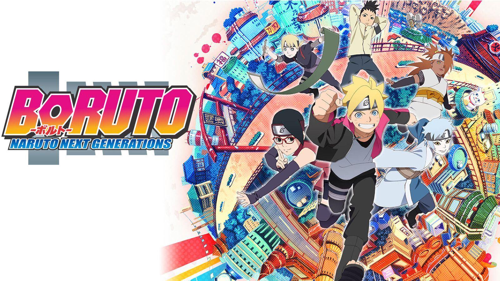 Watch Boruto Naruto Next Generations Season 1 Episode 162 2020