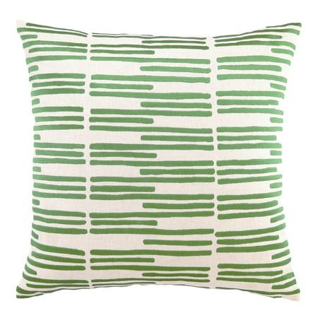 I pinned this D.L. Rhein Grass Blades Pillow from the Style Study: Miami Modern event at Joss and Main!