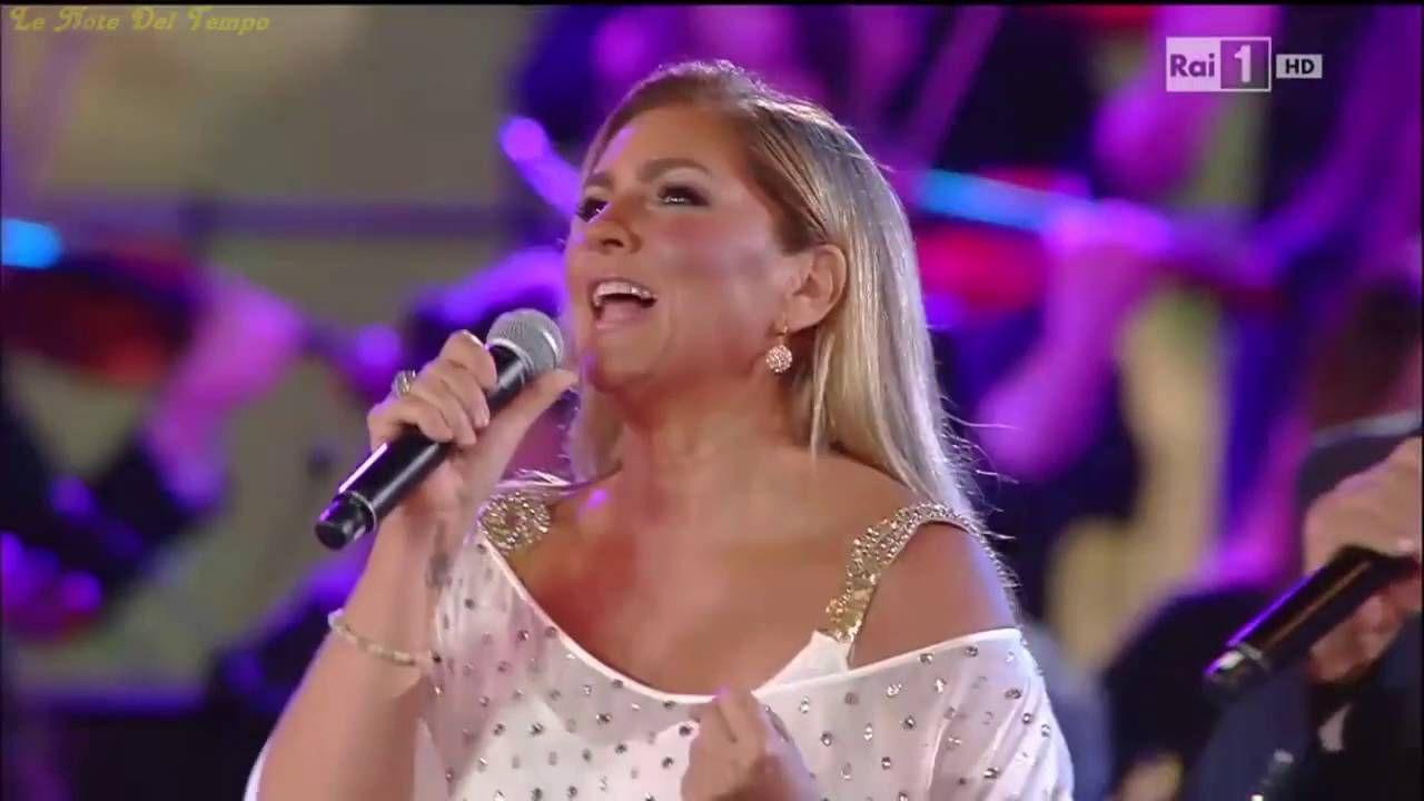Al Bano E Romina Power Felicita Live Verona 2015 Romina
