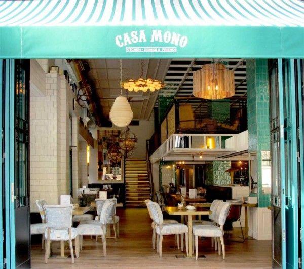 Pin En Bars Cafes Restaurants Inspiration