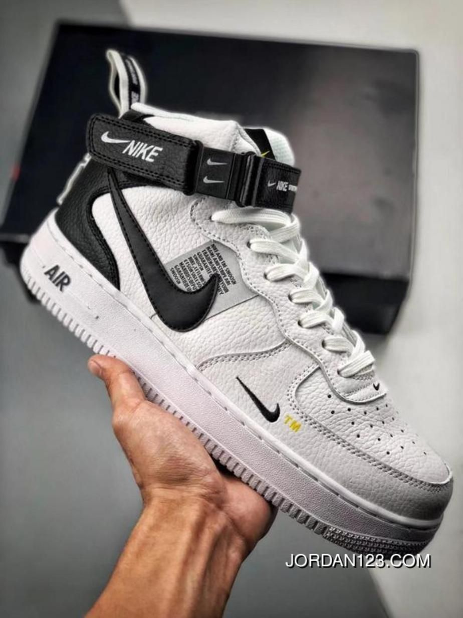 Air Force Collaboration 804609 103 Nike Air Force One