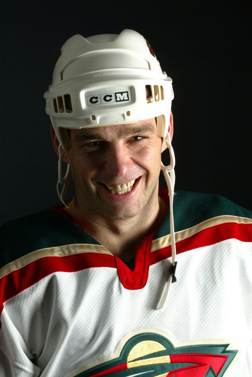 low priced 4d411 b26e0 Jimmy Dowd aka guy in the little breezers. #MinnesotaWild ...