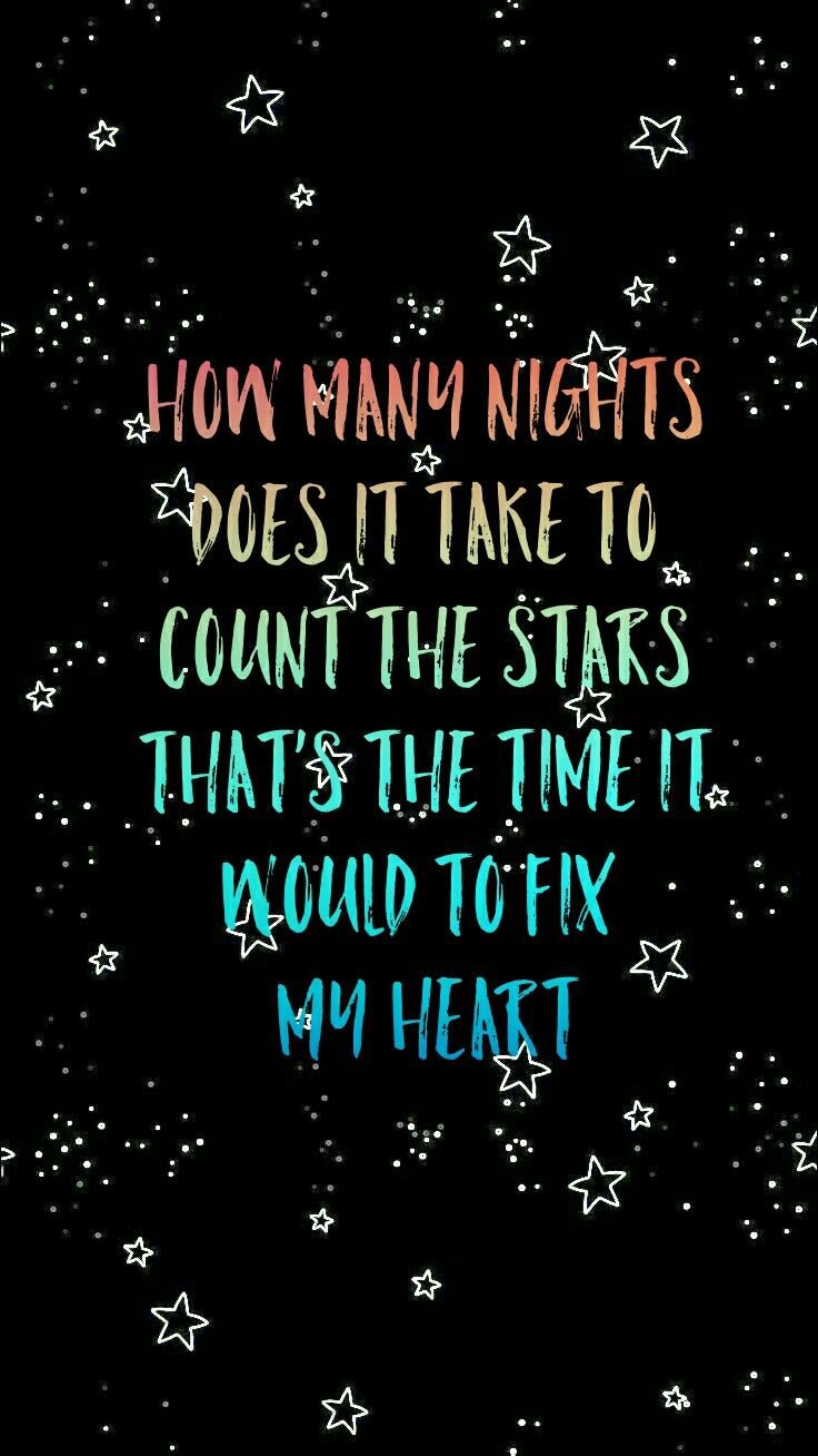 One Direction - Infinity #directionquotes