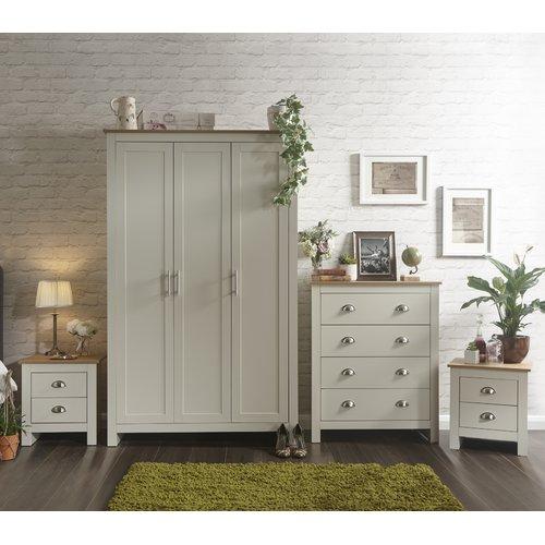 Brambly Cottage Boalt 4 Piece Bedroom Set Bedroom Furniture Sets