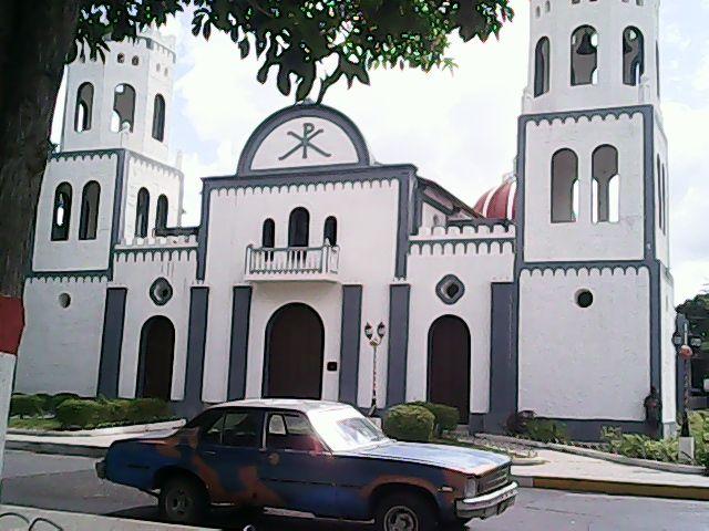Iglesia San Felipe de Austria en Cariaco, Estado Sucre