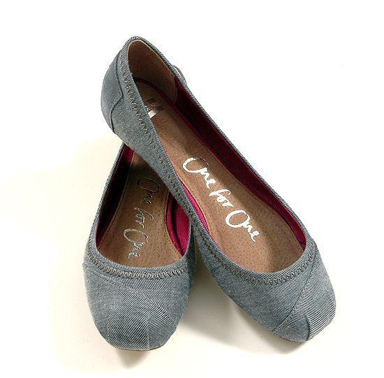 5074940c97c6 TOMS Katia Ballet Flats