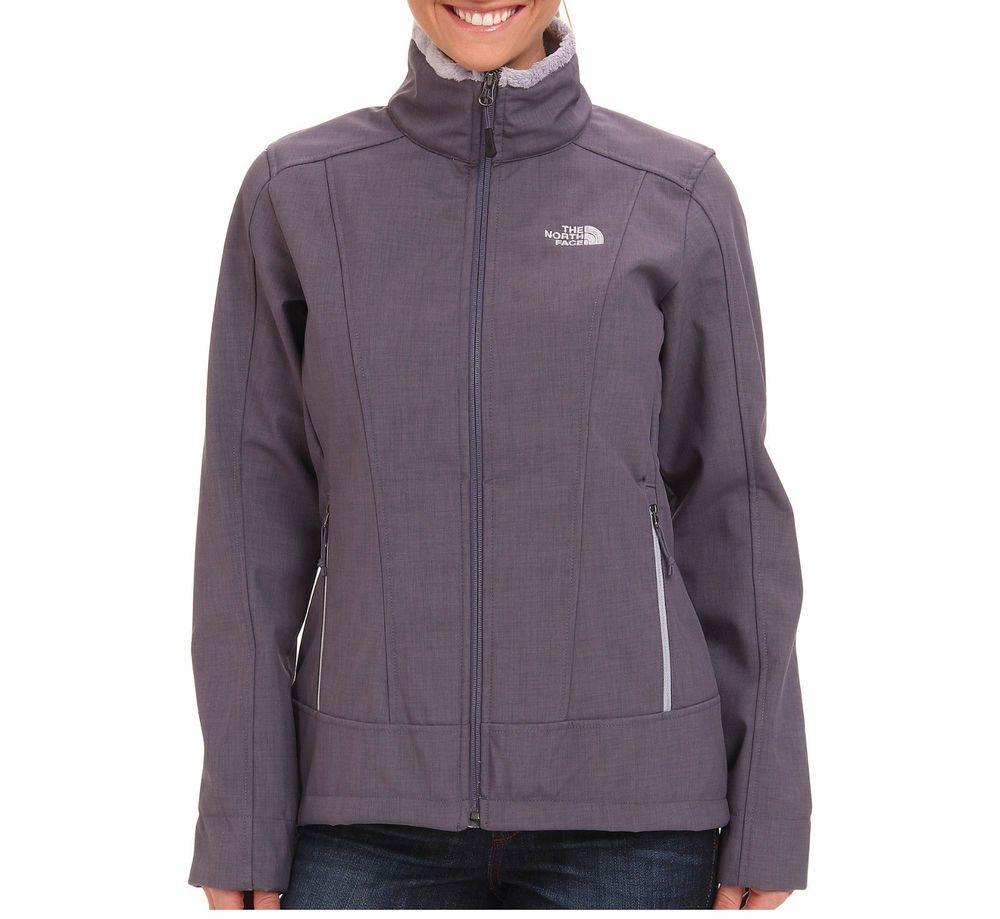 New womenus the north face apex chromium thermal fleece jacket