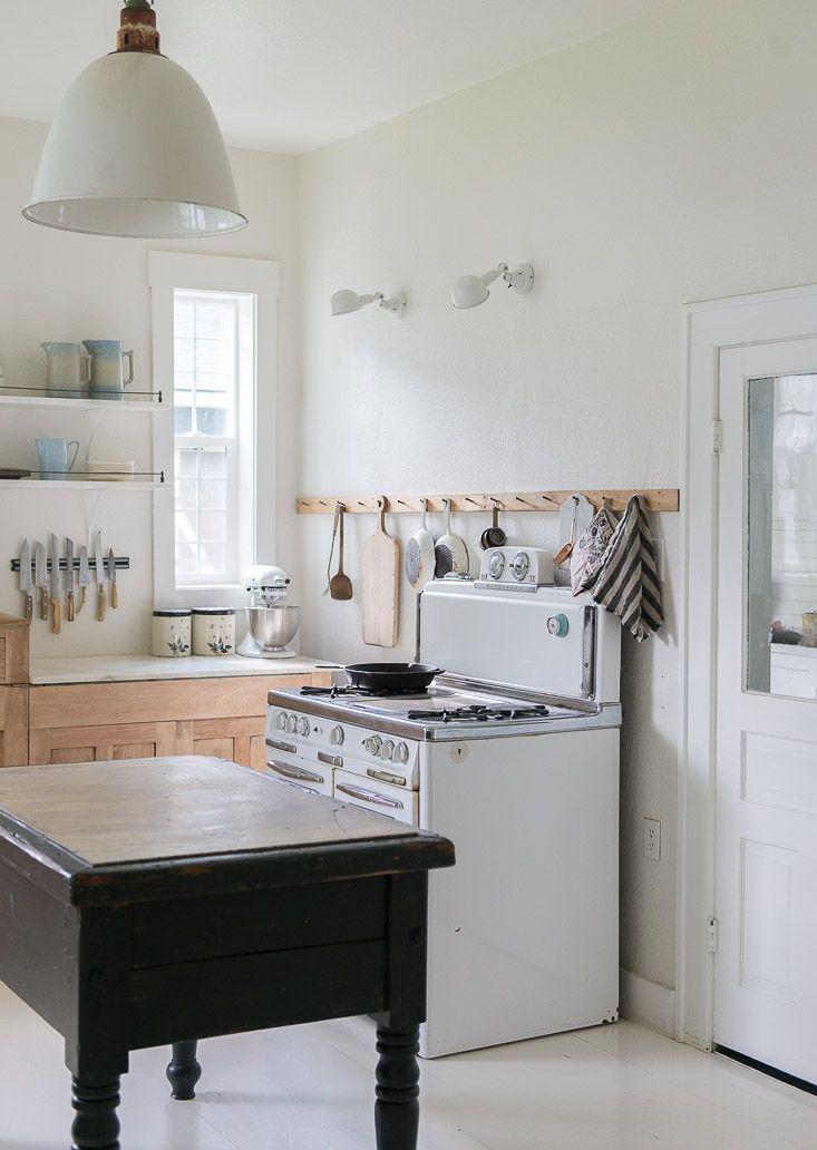 Vintage Whites Blog Budget Kitchen Remodel | easy kitchen ...