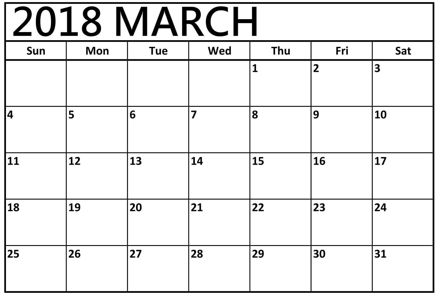 march 2018 calendar march 2018 calendar printable march 2018 calendar template march 2018 calendar pdf https